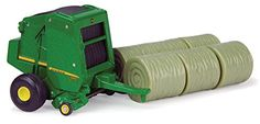 Ertl Collectibles John Deere 569 Round Baler * To view further for this item, visit the image link.