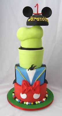 Disney Cakes: Archive