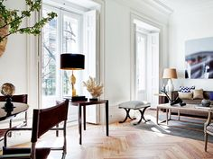 Interiors: That Spanish Style That I Love So Much - The Home of Modern Glamour - Sukio