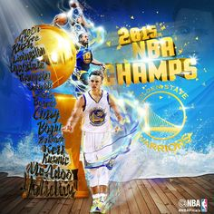 The @Warriors are the 2015 #NBAFinals Champions!
