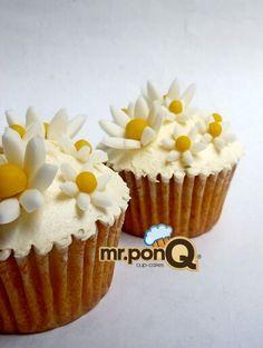 Mr.ponQ cup-cakes margaritas