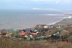Discover Blackgang Chine in Isle of Wight, England: The UKs oldest theme park slowly slips away. Visit Uk, Isle Of Wight, Staycation, Dolores Park, England, Mountains, Places, Travel, Outdoor