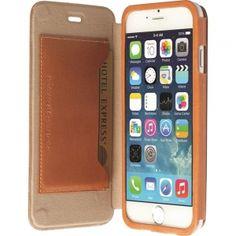 Krusell Kiruna FlipCase Apple iPhone 6/6S Camel