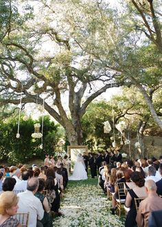 Wedding at Hummingbird Nest Ranch. See the post at http://tulleandtwine.com/2013/9/26/dream-venue-hummingbird-nest-ranch