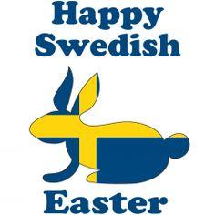 Happy Swedish Easter!