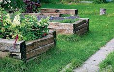 Vyvýšené záhony - Zahradničení - svépomocná rostlinná výroba - Fórum PREPPERS.CZ