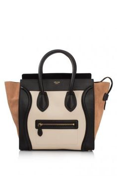 Céline Mini Luggage Shopper  HK$19,508