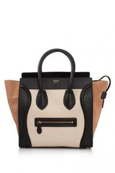 Céline Mini Luggage Shopper  HK$19,508