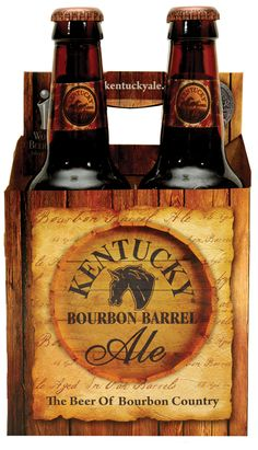 36. Kentucky Bourbon Barrel Ale - my kind of beer! Had for the first time at Joe's WOB 500 party. World of Beer Port Orange FL 2013