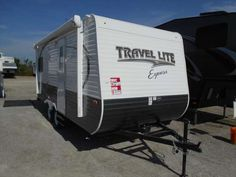 Check out this 2017 Travel Lite Express E 19 QBH listing in Canton, MI 48188 on RVtrader.com. It is a Travel Trailer and is for sale at $14995.