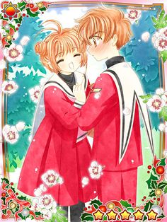 New *sorta* CCS artwork (mobile game) - Clamp ~news and releases~ Now