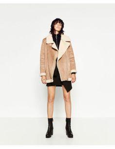 oversize-jacke-in-wildlederoptik-details by zara. #fashiontrend #fashionable #gorgeous #shoptagr