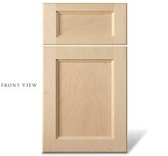 100-Series Kitchen Cabinet Door Profiles Is this similar to the door ...