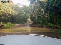 Tips for visiting Costa Rica in rainy season - Driving to Ostional