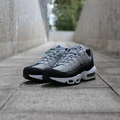"""Nike Air Max 95 Premium """"Gray, Black"""