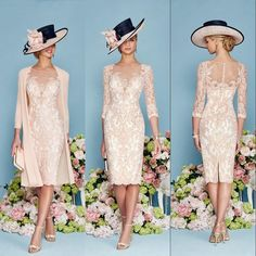 I found some amazing stuff, open it to learn more! Don't wait:https://m.dhgate.com/product/ronald-joyce-2016-knee-length-lace-mother/376242534.html
