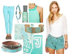 Shades of Spring - Mint…it takes on tints of aqua and turquoise, but always maintains its uniqueness; it brings to mind tropical waters, egg shells and spring and leaves behind its fresh taste in your mouth.