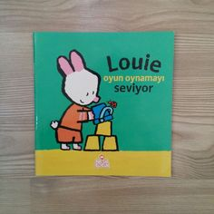 Louie sen ne tatlısınnn