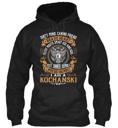 KOCHANSKI #Kochanski