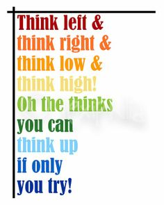 Think Left Think Right