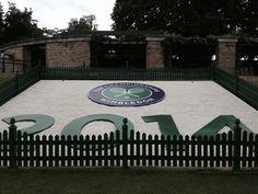 The Championships Wimbledon, 2014 Wimbledon, Tennis Games, Tennis Tournaments, The Championship, Deck, England, Classy, Outdoor Decor, Blue
