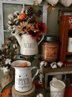 Excited to share this item from my shop: Decal Only~Rae Dunn Inspired Warmer Pumpkin Everything Vinyl Decal~Rae Dunn Decal~Farmhouse Decor~Home Decor~Farmouse Halloween Decor~Autumn