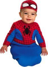 Baby Spiderman Costume Baby Bu
