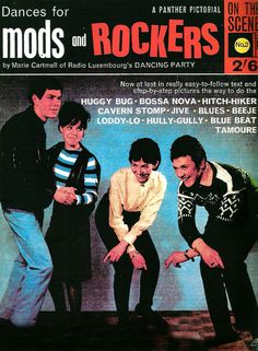 newamusements: Dances for Mods and Rockers