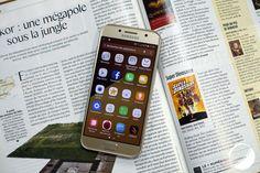 Test vidéo du Samsung Galaxy A3 2017, un design soigné pour des performances modestes - http://www.frandroid.com/test/412487_test-video-du-samsung-galaxy-a3-2017-un-design-soigne-pour-des-performances-modestes  #Marques, #ProduitsAndroid, #Samsung, #Smartphones, #Tests