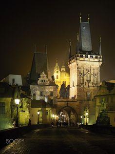 Prague (Czech Republic) - Prague capital of Czech Republic Prague Capital, Steampunk City, Croatia Travel, Italy Travel, Prague Czech Republic, Heart Of Europe, Virtual Travel, Las Vegas Hotels, Most Beautiful Cities