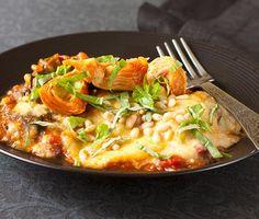 Gebackene Polenta: Glutenfreies und veganes Rezept auf for me   For me online Germany
