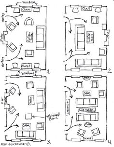 narrow living room layout arranging furniture in a long room different ways small narrow living room layout Rectangular Living Rooms, Narrow Living Room, New Living Room, My New Room, Long Narrow Rooms, Round Dining, Small Living, Narrow Family Room, Living Room Plan