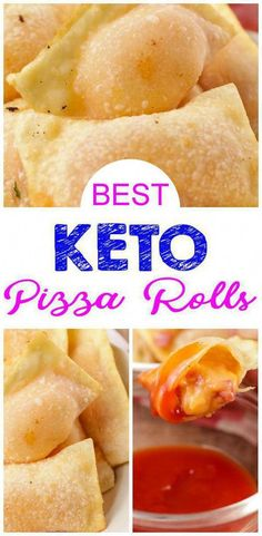 Check out these EASY simple ingredient Keto Pizza Rolls! These Pepperoni Pizza Rolls are so tasty. Easy keto recipe that is healthy, sugar free, gluten free & low carb. Great as quick snacks ideas, keto desserts, keto side dish or appetizers. Easy to make Keto Foods, Ketogenic Recipes, Low Carb Recipes, Quick Recipes, Keto Desserts, Keto Snacks, Diabetic Snacks, Best Low Carb Snacks, Protein Desserts