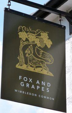 Fox and Grapes, Wimbledon