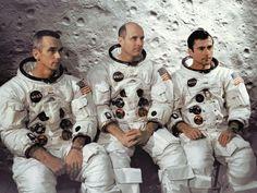 """A Nasa revelou uma gravação com uma """"música estranha"""", que a equipe da Apollo 10 ouviu em maio de 1969 durante o voo do lado escuro da lua, sem contato de rádio com a Terra. http://historiasbrasil.com.br/brindependencia.html"""