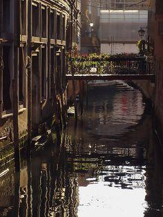 Venetian light and shadows
