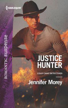 3 stars readalot: Justice Hunter by Jennifer Morey  (Cold Case Detec...