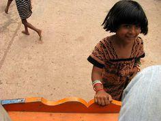 The Lil Girl of Badami by Arun Shah Masood, via Flickr