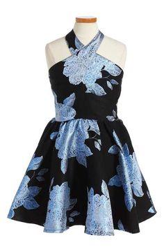 6af60a39995 Miss Behave Winona Fit   Flare Dress (Big Girls) Dresses For Tweens