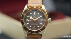 Borrowed Time: A Week With the Tudor Heritage Black Bay Bronze
