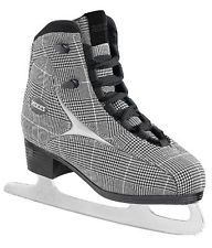 Roces Women's Brits Ice Skate Superior Italian Style 450557 00003 -- You can get more details by clicking on the image. Italian Shoes, Italian Style, Ice Skating, Figure Skating, Slide Shoes, High Top Sneakers, Sneakers Nike, Plaid Design, Classic Looks