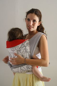mei tai / BABY CARRIER / baby carrier /sling for by kitrino, €55.00