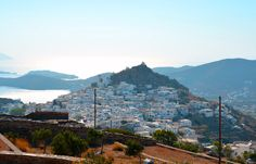 A Complete Travel Guide to Ios, Greece - Urban Wanders Tourist Information, Greece Travel, Beautiful Islands, Greek Islands, View Photos, Travel Guides, San Francisco Skyline, Night Life, Wander