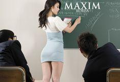 "15 Photos From Maxim Korea's Sexiest ""High School Themed"" Photoshoot | Koreaboo — breaking k-pop news, photos, and videos"