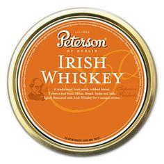 Peterson Irish Whiskey Pipe Tobacco