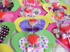 homemade valentines | littlepunkinpie: Easy Homemade Valentines