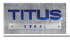 Titus' ENDURA Steel is the premiere wear-resistant & work-hardening steel that offers the best resistance of any abrasion resistant plate. Contact us today. Steel Bucket, Steel Supply, Steel Companies, Work Hardening, Screened In Deck, Steel Mill, Steel Fabrication, Crawler Tractor, High Speed Steel
