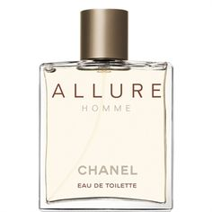 TOILETTE SPRAY - ALLURE homme - Men Fragrance - Chanel Fragrance