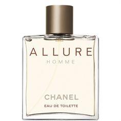 TOILETTE SPRAY - ALLURE homme - Men Fragrance - Chanel Fragrance