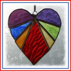 Beautiful heart by the JoysOfGlass by zelma